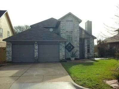 Single Family Home For Sale: 6340 Rockhaven Drive