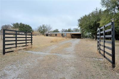 Parker County Single Family Home For Sale: 136 Draper Drive
