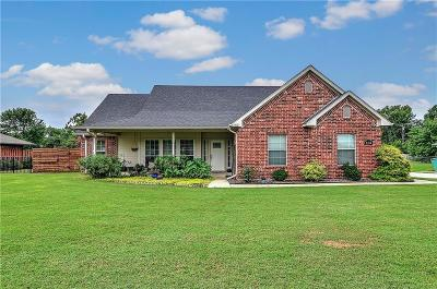 Sherman Single Family Home Active Option Contract: 4412 Woodlawn Road