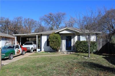 Denton Single Family Home For Sale