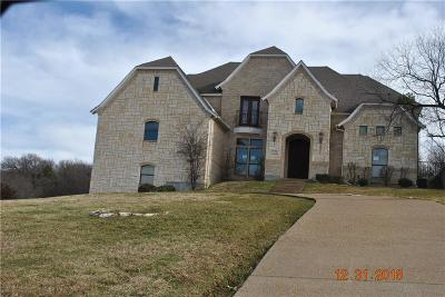Cedar Hill Single Family Home Active Option Contract: 402 Golden Pond Drive