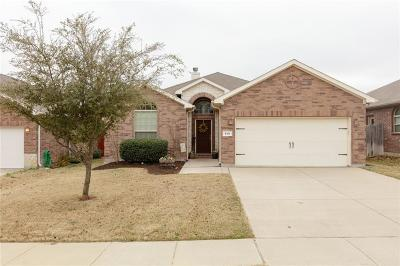 Parker County Single Family Home For Sale: 841 Jodie Drive