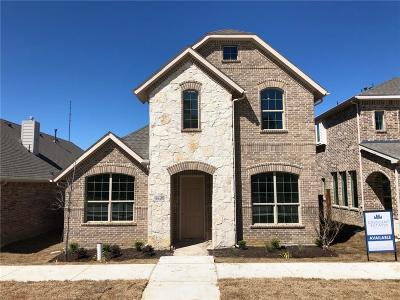 McKinney Single Family Home For Sale: 4408 Del Rey Avenue