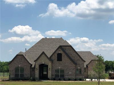 Van Alstyne Single Family Home For Sale: 614 Judd Road