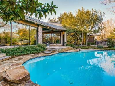 Dallas Single Family Home For Sale: 8430 Santa Clara Drive