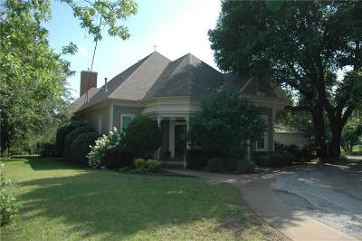 Jacksboro Single Family Home For Sale: 445 W Belknap