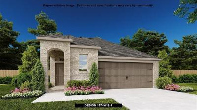 Forney Single Family Home For Sale: 2155 Winsbury Way