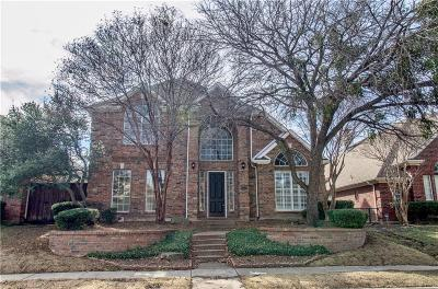 Denton County Single Family Home Active Option Contract: 6828 Myrtle Beach Drive