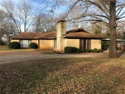 Whitehouse Single Family Home Active Option Contract: 202 Woodhaven Drive