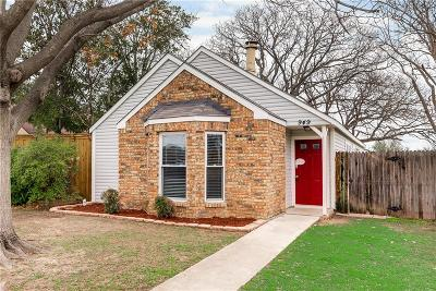 Coppell Single Family Home For Sale: 949 Sugarberry Drive