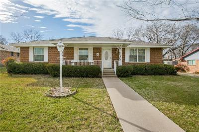 Desoto Single Family Home Active Contingent: 821 Misty Glen Drive