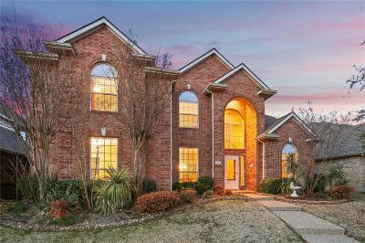 Frisco Single Family Home For Sale: 2470 April Sound Lane