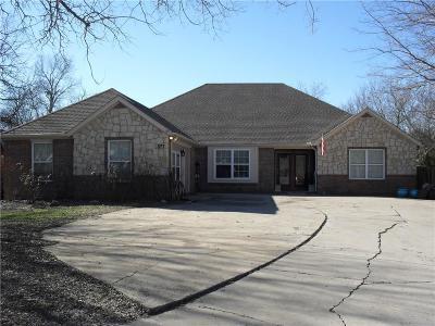 Farmersville Single Family Home For Sale: 877 Lester Burt Road