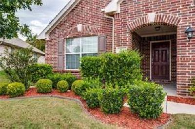 Little Elm Single Family Home For Sale: 828 Creekside Drive