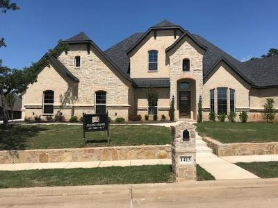 Archer County, Baylor County, Clay County, Jack County, Throckmorton County, Wichita County, Wise County Single Family Home For Sale: 1413 Briar Crossing Drive