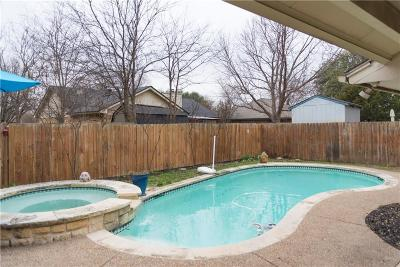 Keller Single Family Home Active Option Contract: 225 Dodge Trail