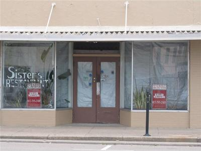Commercial For Sale: 259 Live Oak Street