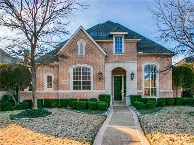 Flower Mound Single Family Home For Sale: 5005 Rangewood Drive