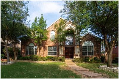Irving Single Family Home For Sale: 7215 Sugar Maple Drive