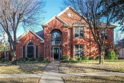 Coppell Single Family Home For Sale: 132 Kingsridge Drive