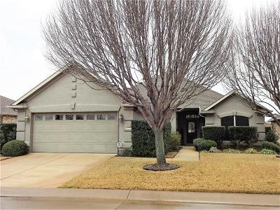 Denton TX Single Family Home For Sale: $289,900