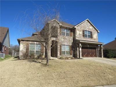 Burleson Single Family Home For Sale: 2604 Plainsview Drive