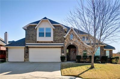 Burleson Single Family Home Active Kick Out: 1117 Sienna Court