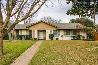 Richardson Single Family Home For Sale: 2319 Shady Creek Drive