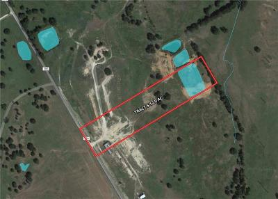 Stephenville Residential Lots & Land For Sale: #5 County Road 386