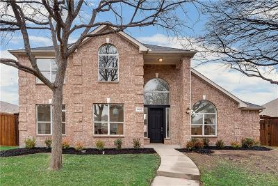 Plano Single Family Home For Sale: 4465 Sandy Water Lane