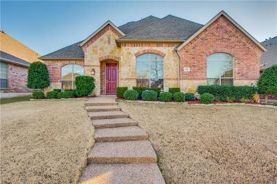 Lewisville Single Family Home For Sale: 2308 Sir Belin Drive