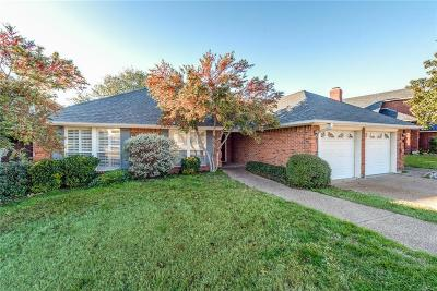 Fort Worth Single Family Home Active Contingent: 8456 Golf Club Circle