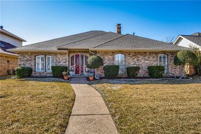 Irving Single Family Home For Sale: 9007 Corral Drive
