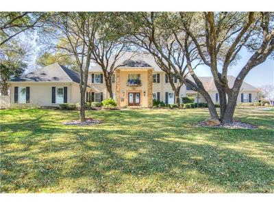 Burleson Single Family Home For Sale: 1775 Hulen Street