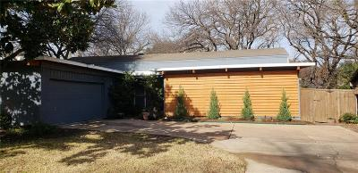 Richardson Single Family Home For Sale: 314 Canyon Ridge Drive