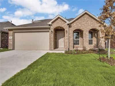 Anna Single Family Home For Sale: 1306 Timberfalls Drive