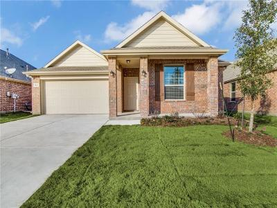 Anna Single Family Home For Sale: 1322 Timberfalls Drive