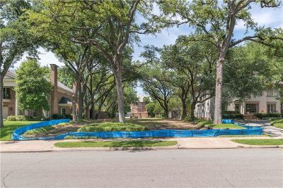 Dallas County, Ellis County Residential Lots & Land For Sale: 3916 Miramar Avenue