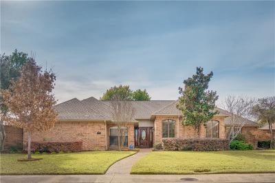 Dallas Single Family Home For Sale: 4034 Villa Grove Drive