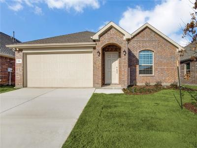 Anna Single Family Home For Sale: 1314 Timberfalls Drive