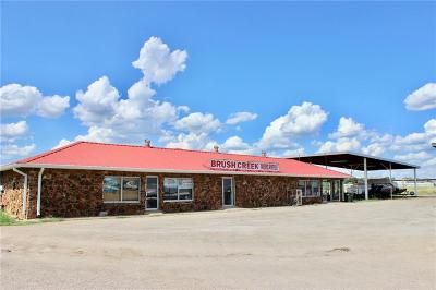 Breckenridge Commercial For Sale: 6882 Us Highway 180 W