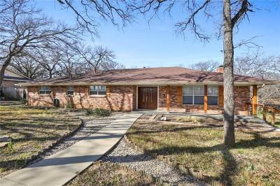 Euless Single Family Home For Sale: 1202 Woodridge Circle