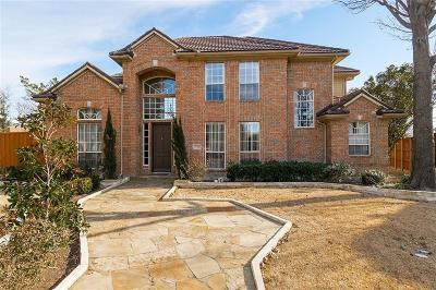 Plano  Residential Lease For Lease: 7000 Sedgehill Court