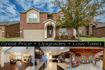 Prosper Single Family Home For Sale: 5640 Colchester Drive