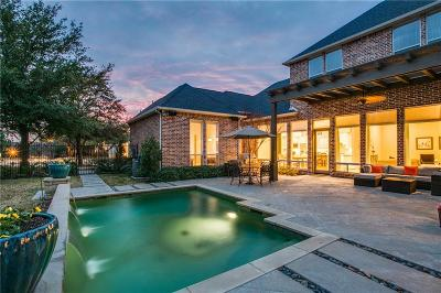Frisco Single Family Home For Sale: 6000 Star Mesa Drive