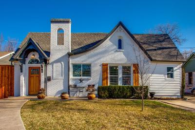 Single Family Home Active Option Contract: 5210 Denton Drive