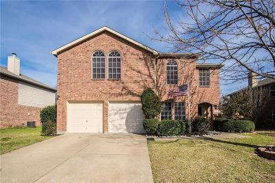 Forney Single Family Home For Sale: 331 Bayberry Trail
