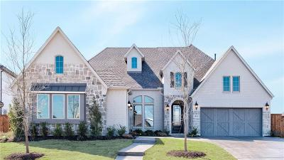 Prosper Single Family Home For Sale: 811 Overlook Drive