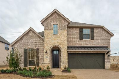 Denton County Single Family Home For Sale: 4557 Tall Knight Lane