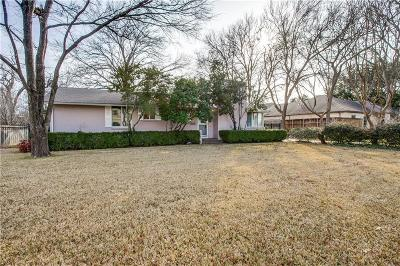 Single Family Home For Sale: 4246 Northcrest Road